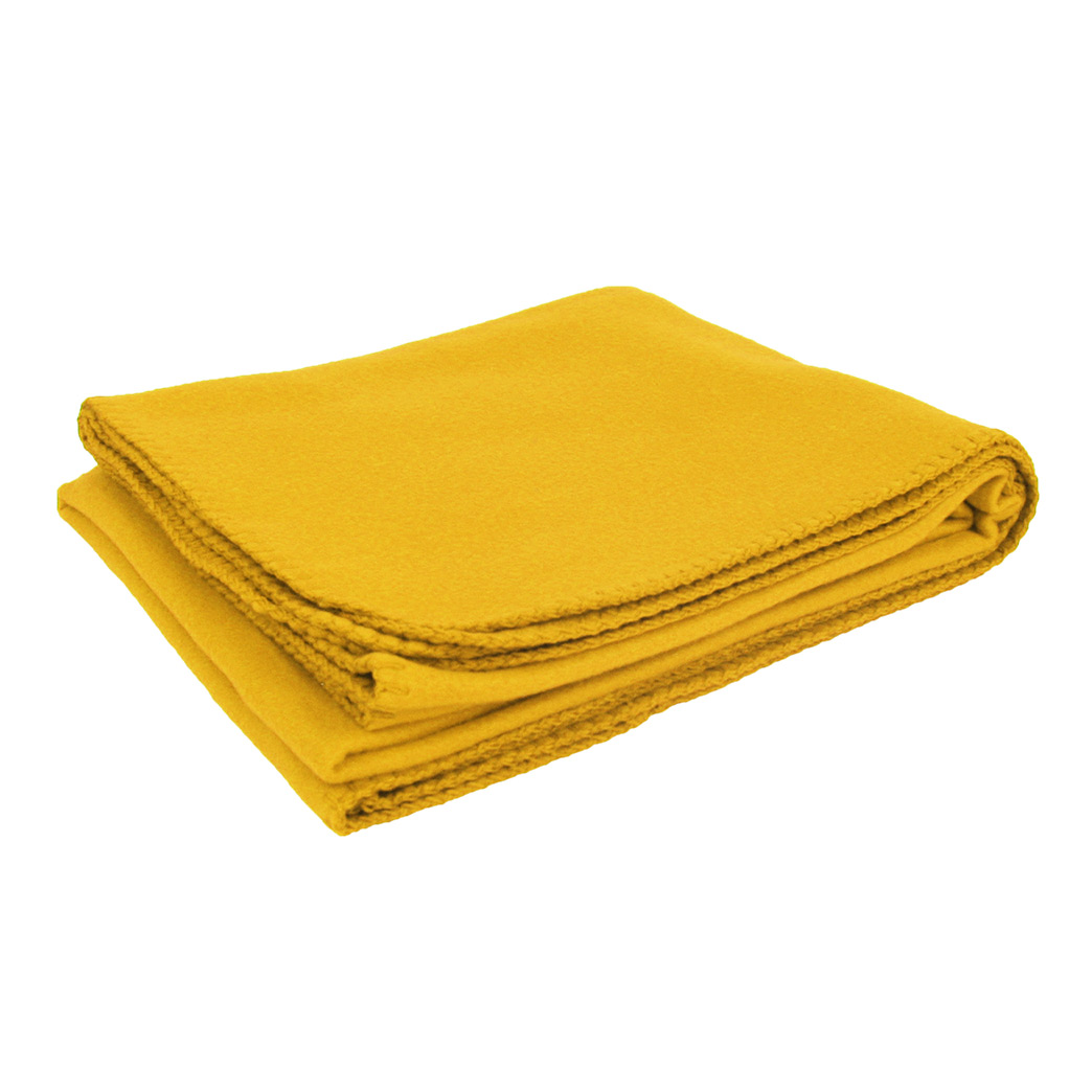 Yellow Throw Blanket This Throw Adds A Pop Of Color