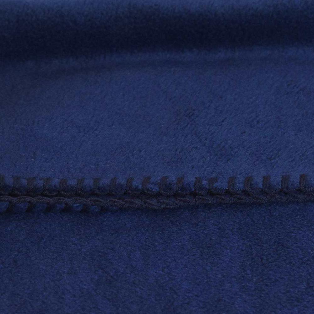 Baby Lap Blanket: Navy