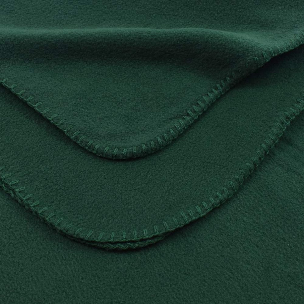 Deluxe Fleece Blanket: Forest