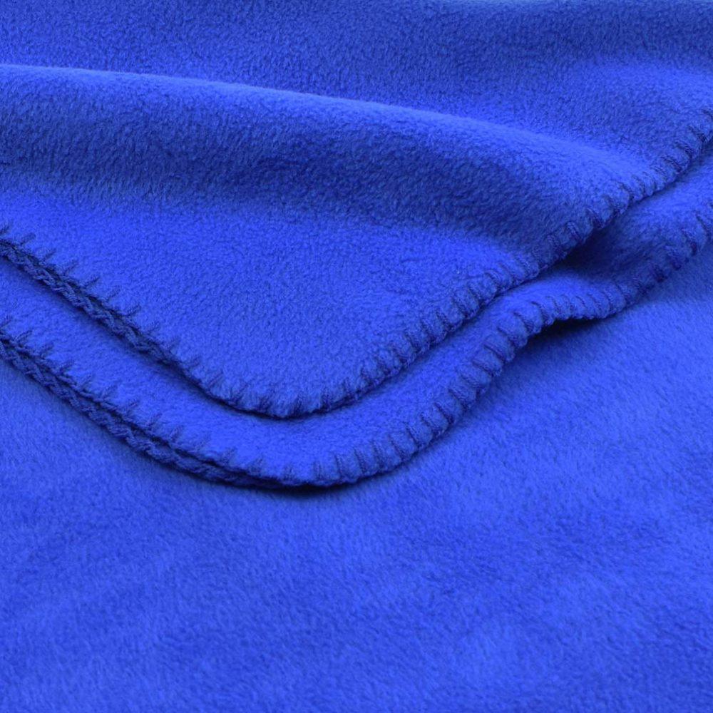 Deluxe Fleece Blanket: Royal