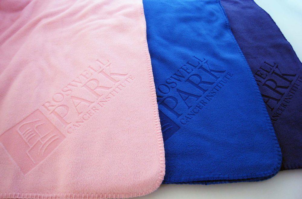 Deluxe Throw Blanket Laser Etch