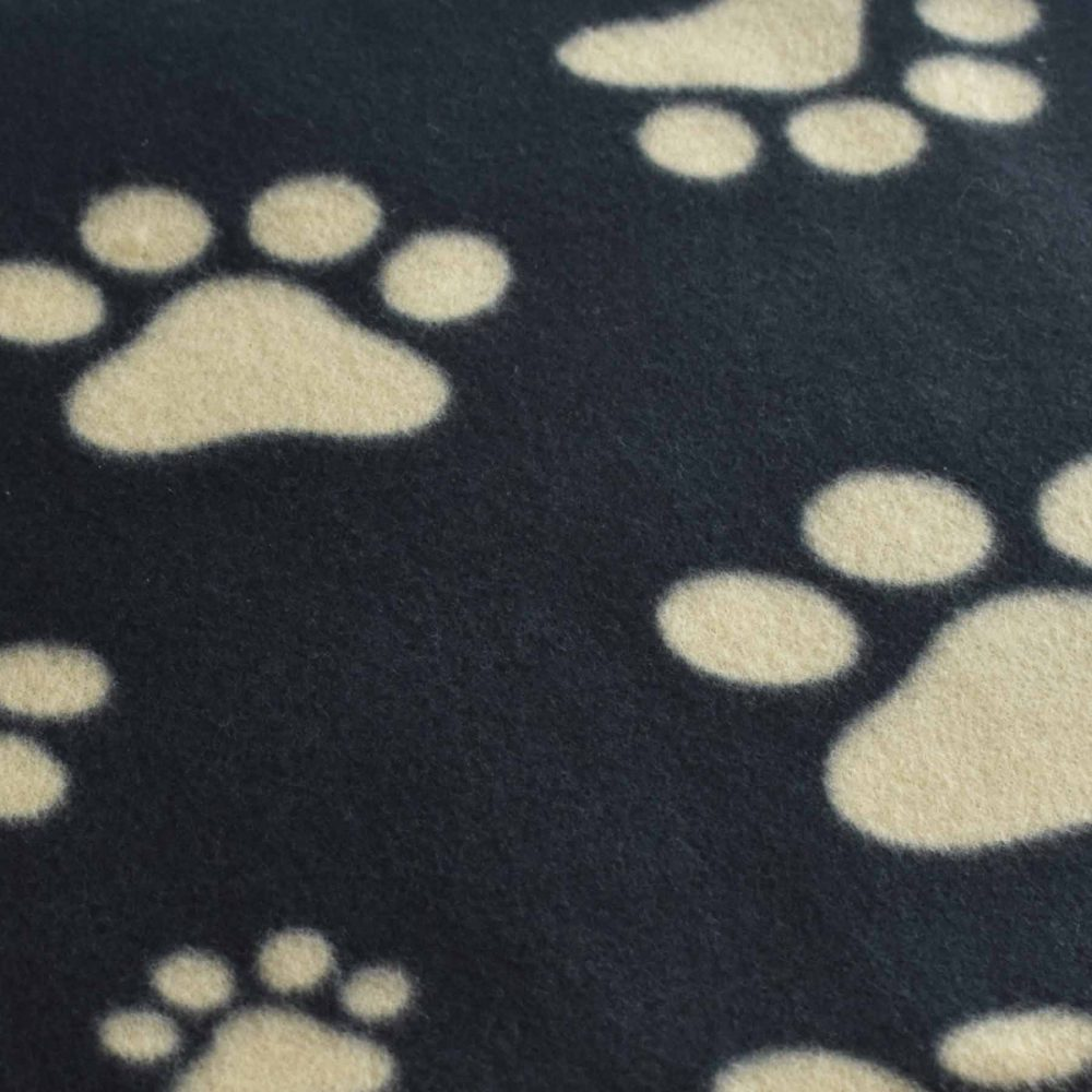 Pet Blanket Animal Blanket black