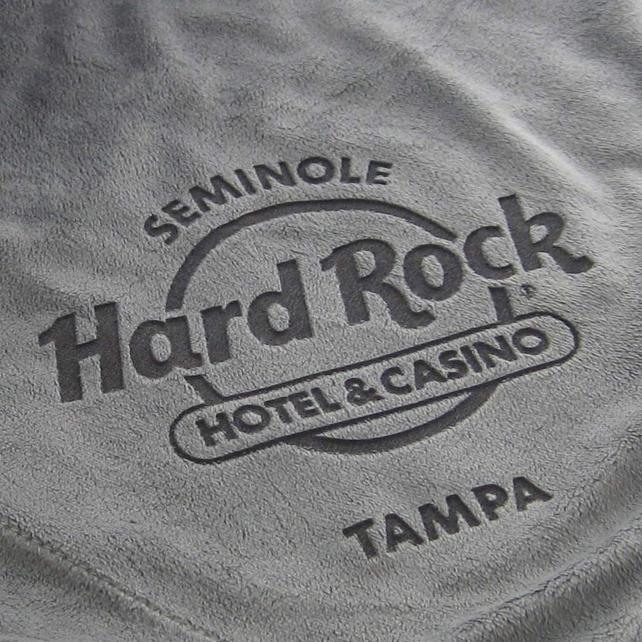 Fleece Customer: Hard Rock Cafe