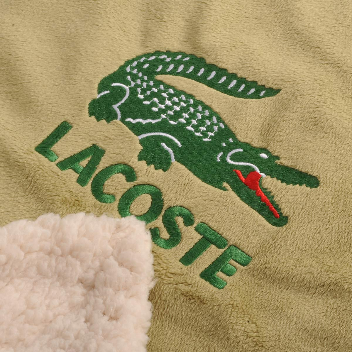 Fleece Customer: Lacoste