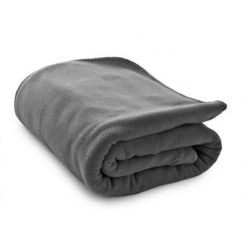 Deluxe Cot Blanket: Grey