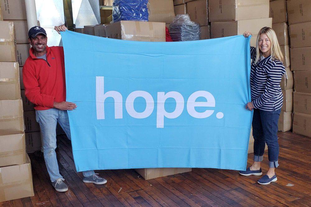 Hope blanket full size